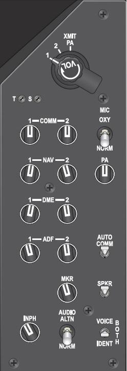 音频控制面板
